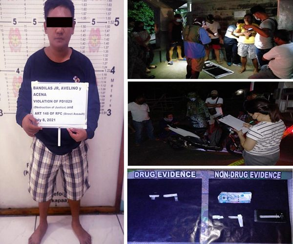 SIBLINGS LISTED AS HIGH VALUE DRUG PERSONALITIES ARRESTED IN ABRA