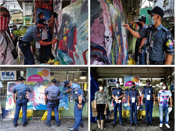 Unraveling the artistry of PROCOR Cops