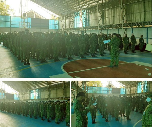 """Class 2020-03 """"BAGSIK-ALAB"""" Officially deployed throughout the Region"""